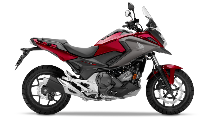 HONDA NC750X abs DCT ym19 - Traction Control