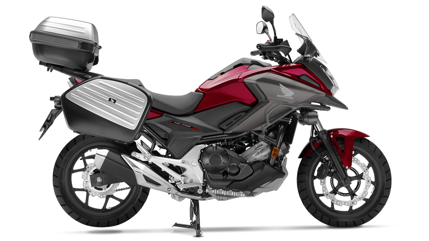 HONDA NC750X abs Travel Edition - Traction Control