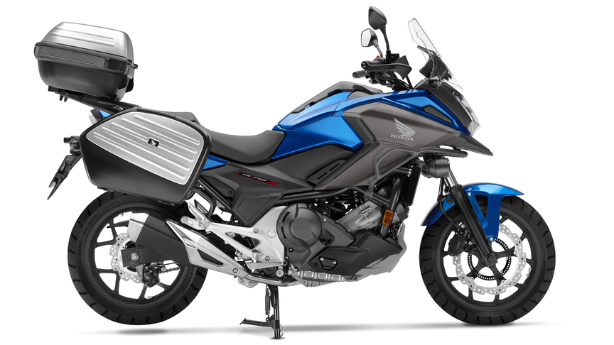 HONDA NC750X abs DCT Travel Edition - Traction Control